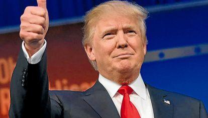 Trump lidera el ranking de líderes mundiales en Twitter con más de 40 millones de seguidores.