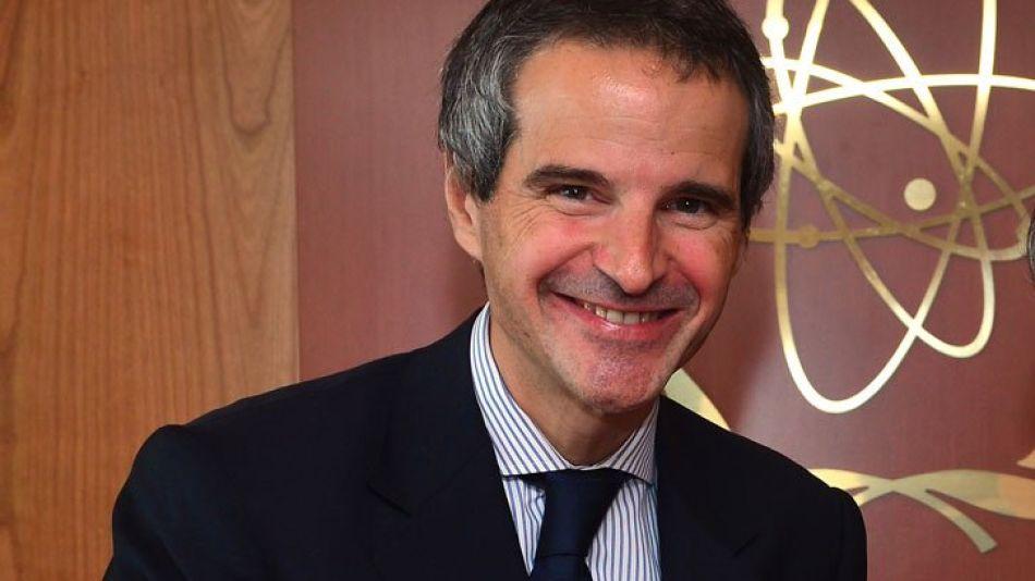 Embajador argentino en Austria, Rafael Grossi