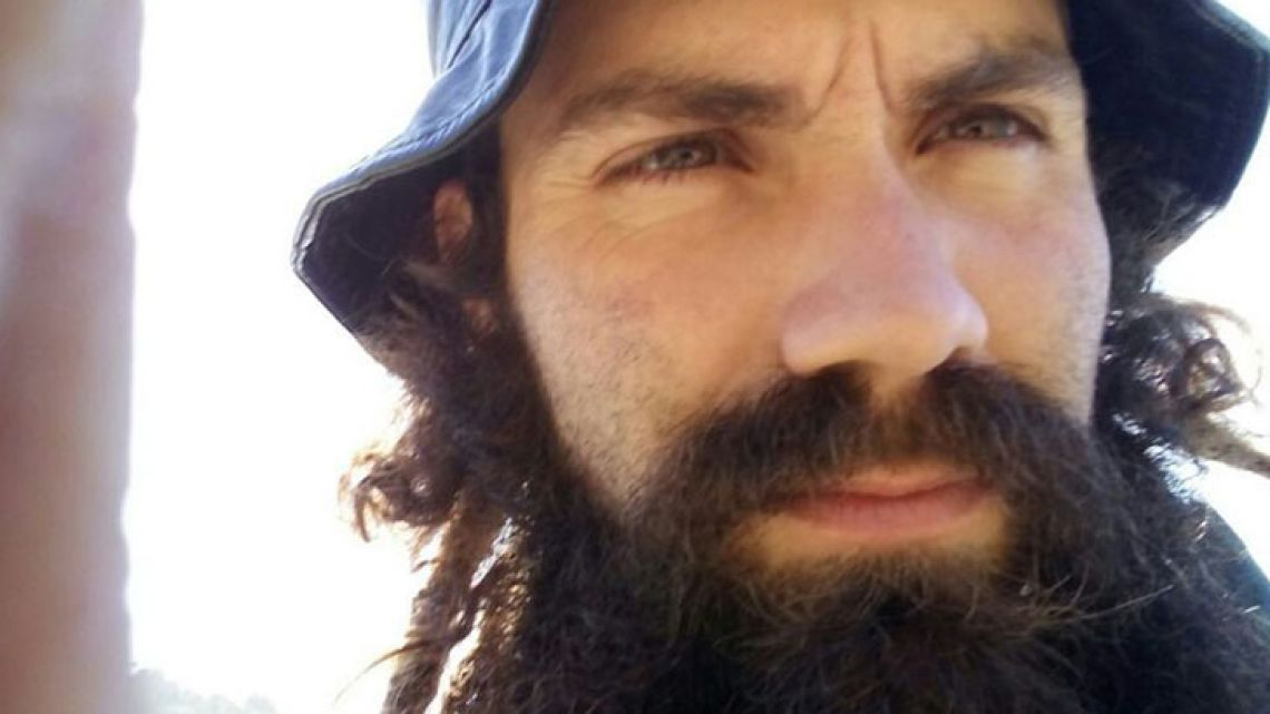 Santiago Maldonado went missing on August 1, 2017. His body was found 70 days later in the Chubut river.