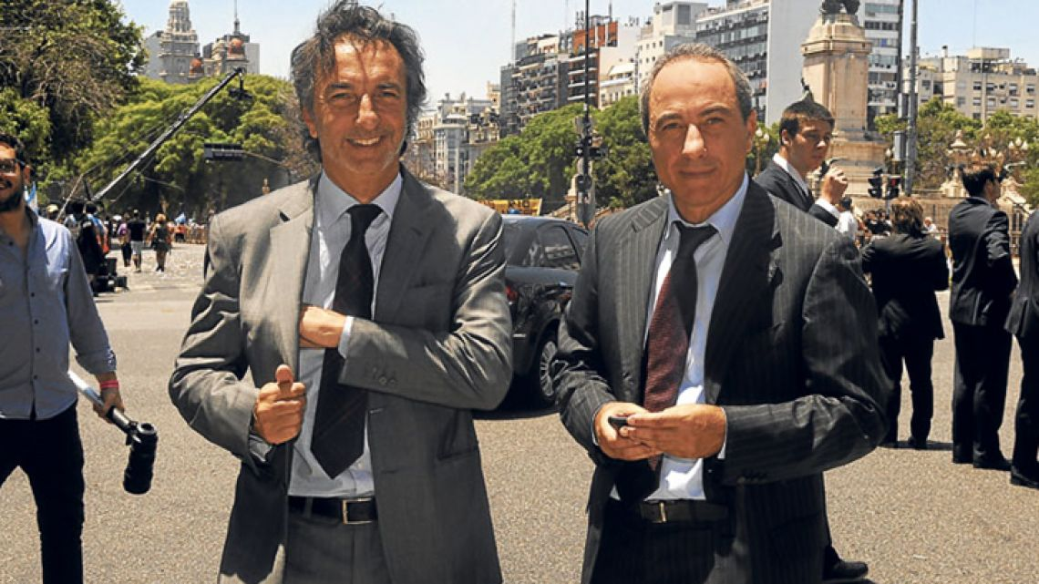 Angelo Calcaterra's IECSA firm, formely owned by Franco Macri, is being investigated for involvment in bribes and overpricing in public works contracted it won in consortium with the disgraced Brazilian firm Odebrecht.