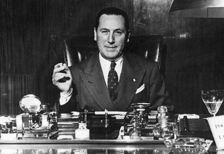Se le atribuye a Perón, desde el estado, la expansión del poder sindical
