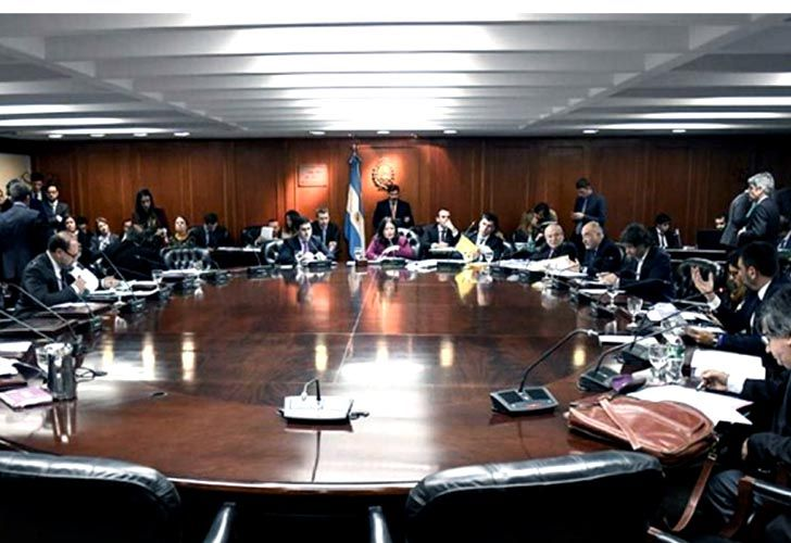 Ley Suprema ha creado en 1994, dentro del Poder Judicial, a un órgano conocido como Consejo de la Magistratura