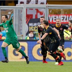 Benevento Milan