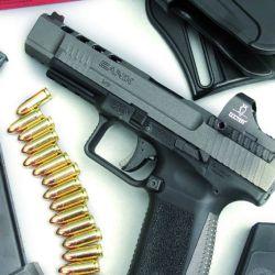 Weekend | Pistola Canik TP 9 SFx: diseñada para las pedanas