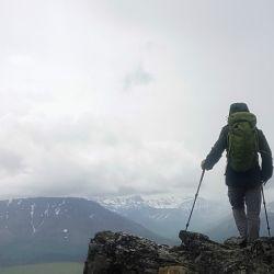 Calle trekking Denali NP