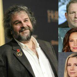 Peter Jackson-HarveyWeinstein-Ashley Judd-Mira Sorvino
