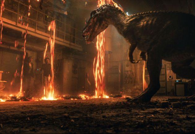 Publican el primer trailer de Jurassic World: Fallen Kindom, y es intenso