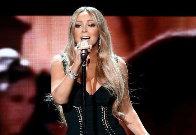 Mariah Carey repite otra vez en Times Square para Año Nuevo