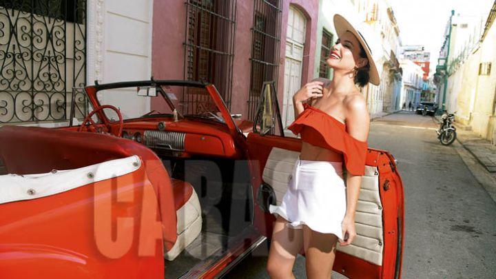 Luz Cipriota se suma a la serie de Luis Miguel en un rol clave