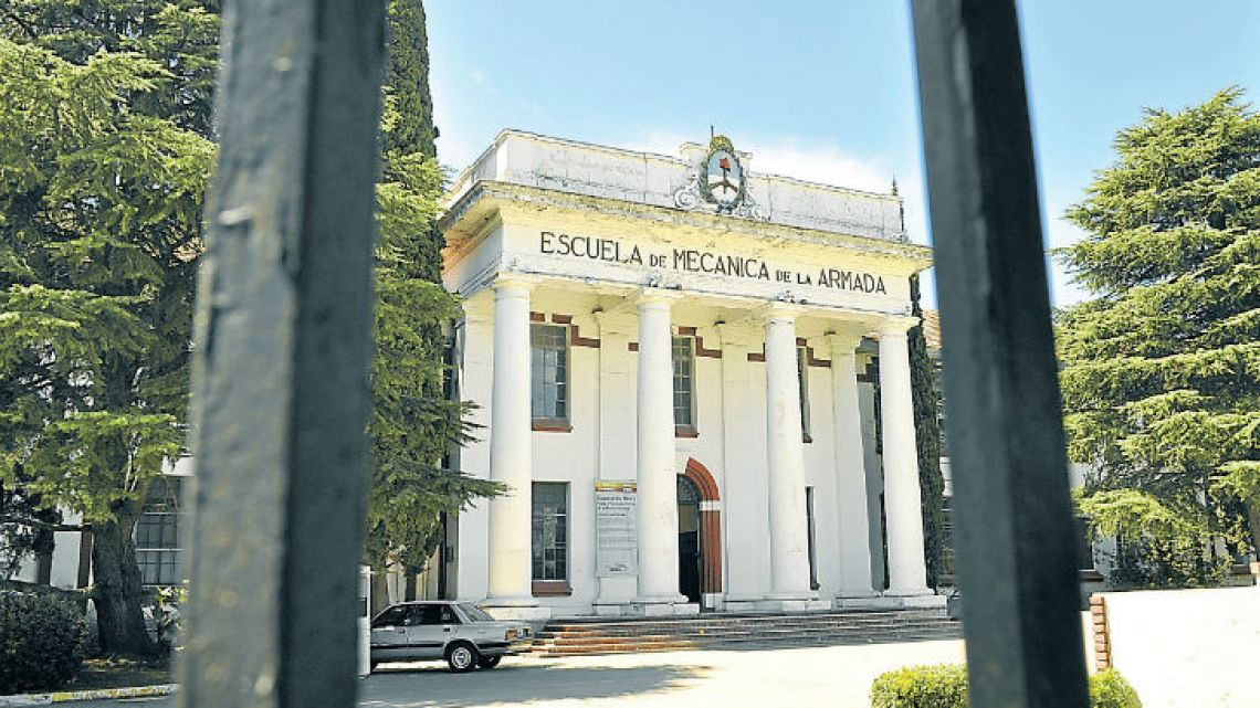 Located on Avenida del Libertador, where cars come and go from the city of Buenos Aires to the northern part of the province, the ESMA stands as an icon of state terrorism in Argentina.