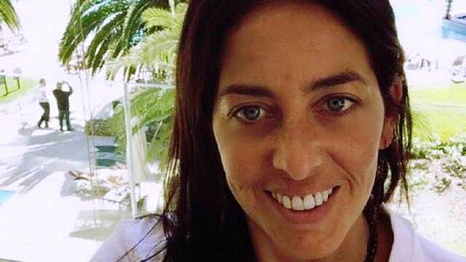 Mariana Haydee Triaca, hermana del ministro de Trabajo, Jorge Triaca.