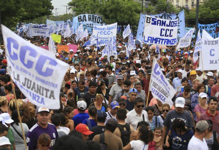 Marchas Protesta Caos de tránsito 1213