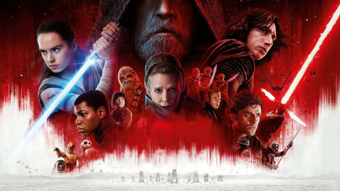 Scattershot and loose-limbed, The Last Jedi doesn't worship at its own altar, often undercutting its own grandiosity.