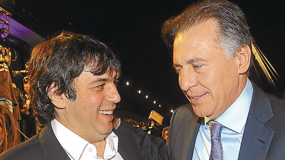 Los empresarios detenidos Cristobal López y Fabián De Sousa fueron liberados por la Justicia