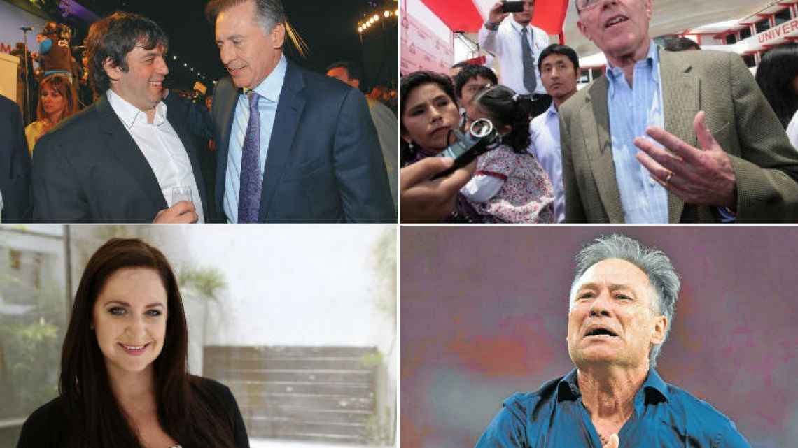 The end of the year is rapidly approaching, but the news cycle in Argentina shows no sign of slowing down.