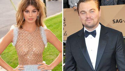 Cercanos. Camila y Leonardo se conocen desde hace diez años, ya que el actor es amigo del Al Pacino, pareja de Lucía Polak.