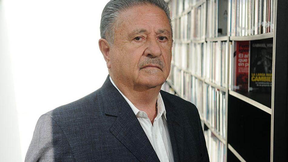 Eduardo Duhalde. Referente del peronismo.
