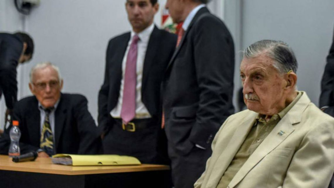 The trial is being held at the San Martín federal courthouse, which is in the vicinity of the General Pacheco plant, and is expected to continue for months.