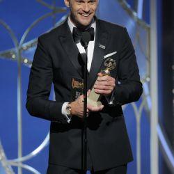 CORRECTION 75th Annual Golden Globe Awards - Show