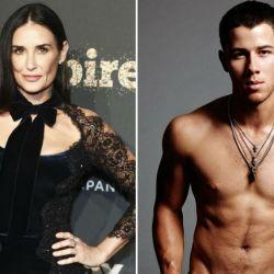 Demi Moore-Nick Jonas