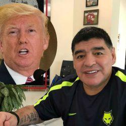 Diego Maradona visa