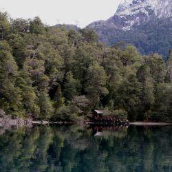 Parque Nacional Los Alerces - El Alerzal - Puerto Sagrario