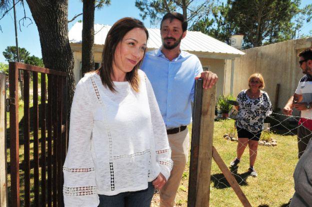 Mar del Plata: Vidal fue a ver el show de Fátima Florez