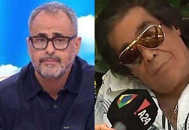 Las polémicas declaraciones de Cacho Castaña sobre las violaciones — Muy fuerte