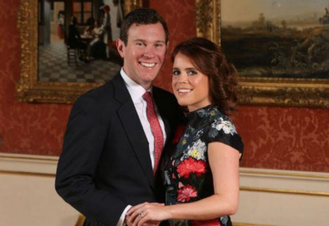 ¡La princesa Eugenia de York y Jack Brooksbank anunciaron su compromiso!