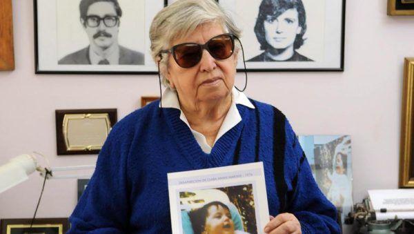 Murió Chicha Mariani, fundadora de las Abuelas de Plaza de Mayo