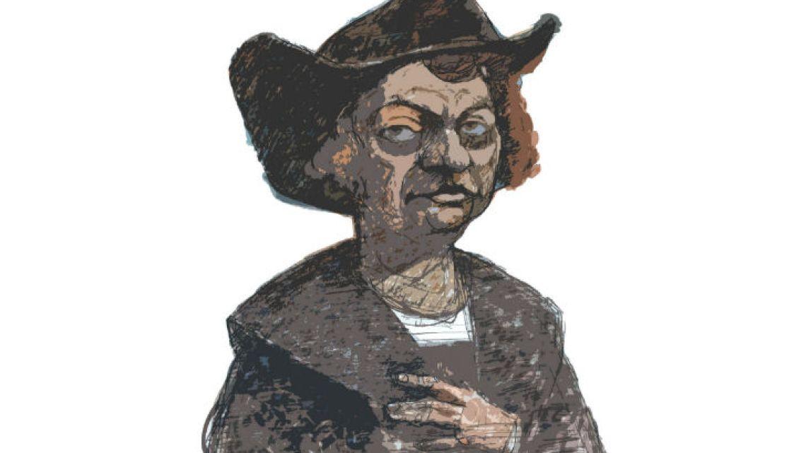 Cristóbal Colón.