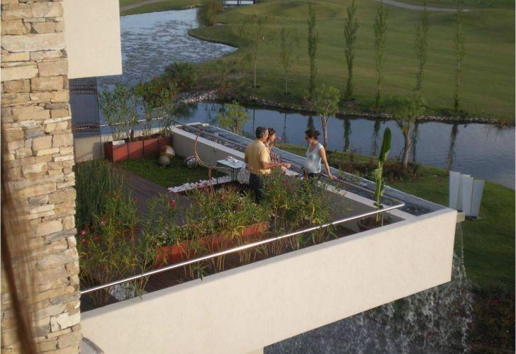 Terrazas Verdes Una Tendencia Que Crece En La Ciudad Perfil