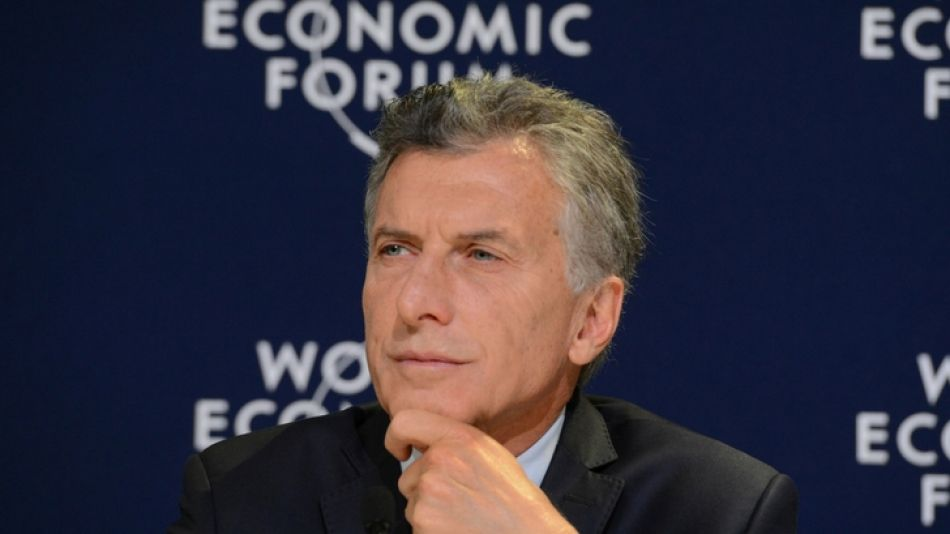 25012017 Macri Davos