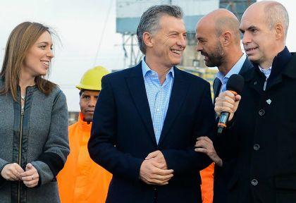 Larreta Macri Vidal_20180126