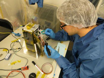 Lanzamiento Nanosatélites