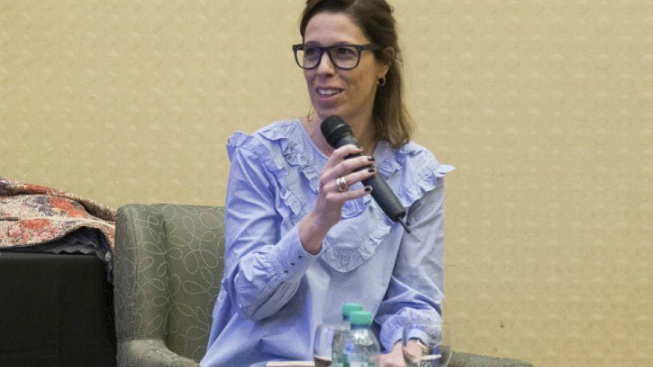 Ética pública. Laura Alonso, titular de la Oficina Anticorrupción.