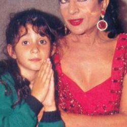Alba y Lola Flores