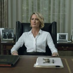 House of Cards-Claire Underwood