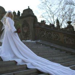 Vicky Xipolitakis vestido novia