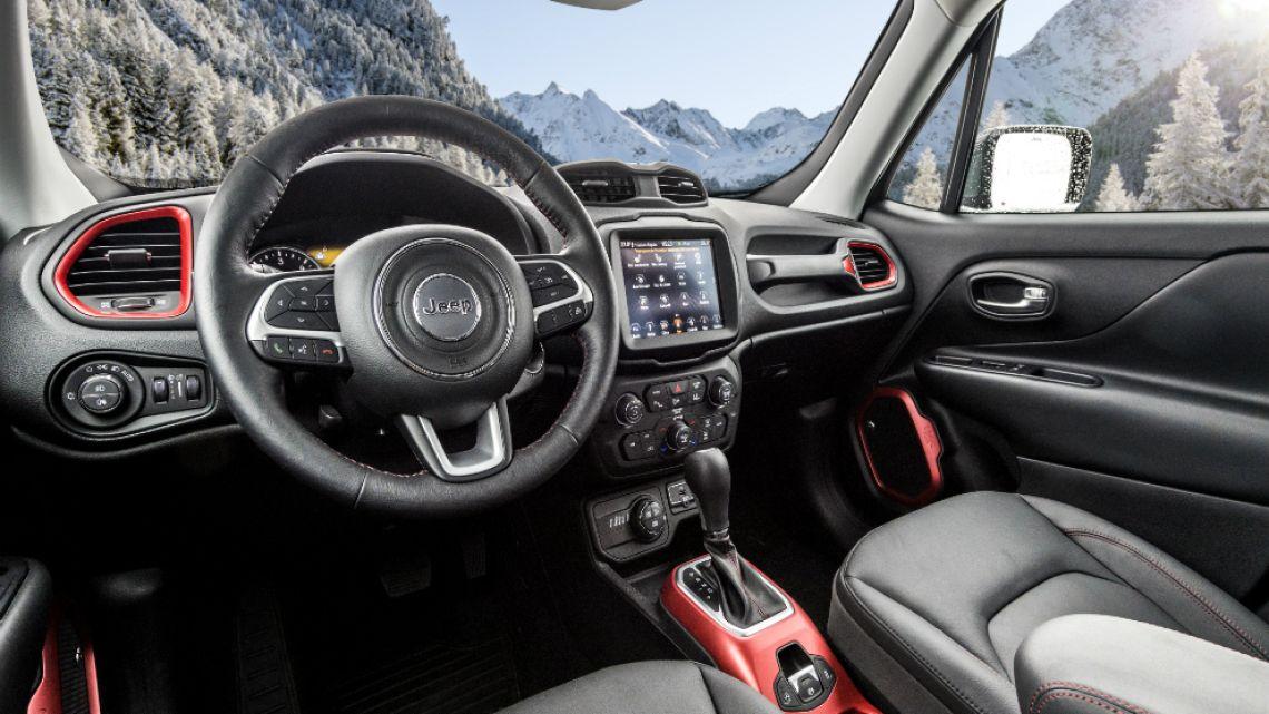 Jeep Renegade Interior >> Parabrisas Jeep Renegade Con Interior Renovado En Europa