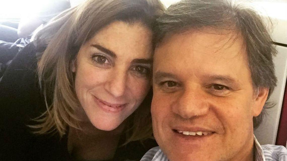 Enrique Sacco recordó a Débora Pérez Volpin y pidió justicia