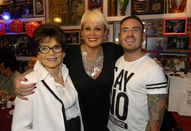 Tristeza total: falleció la mamá de Carmen Barbieri, Anita Caputo