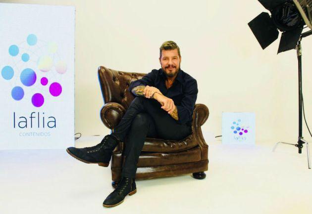 Marcelo Tinelli reveló el nombre de su nueva productora