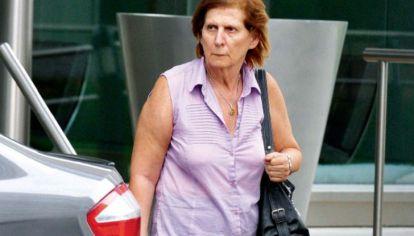 Sara Garfunkel reclama que se investigue a Cristina Fernández de Kirchner en el caso Nisman.