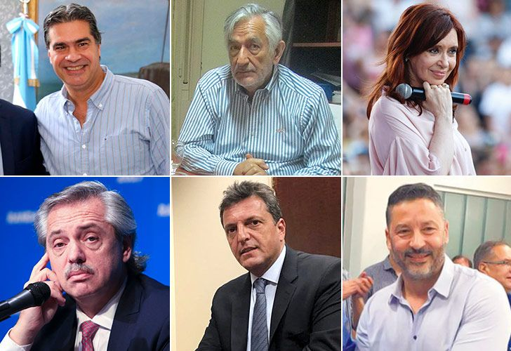 Resultado de imagen para candidatos presidencial 2019 en argentina