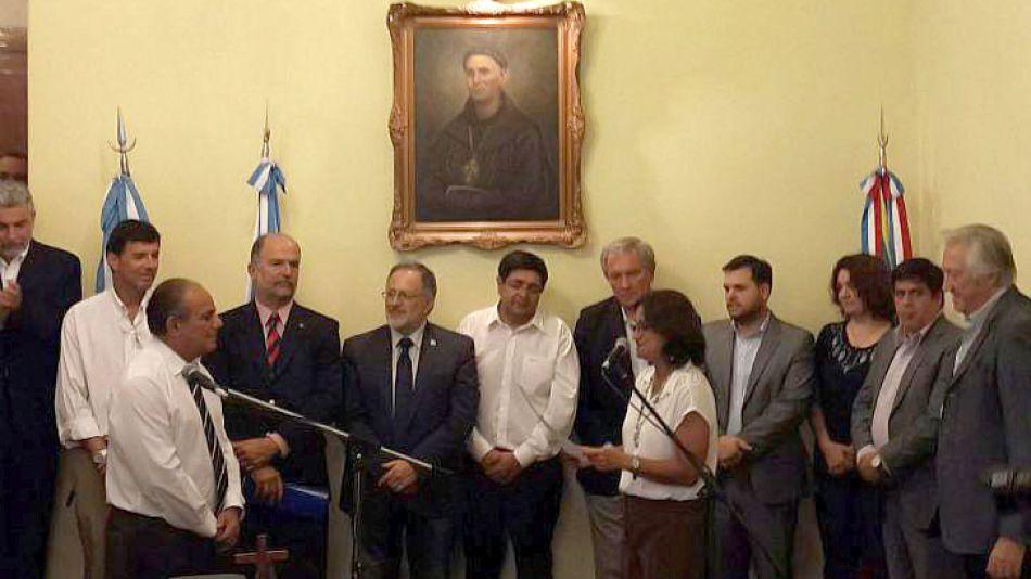 Hugo Corpacci asumió como secretario de Agricultura, Ganadería y Agroindustria.