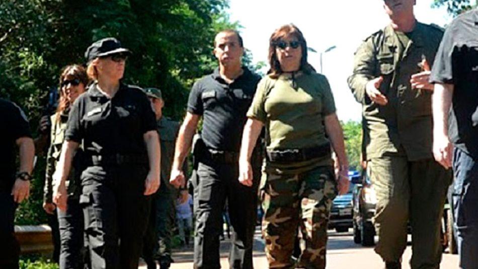 patricia-bullrich-gendarmeria