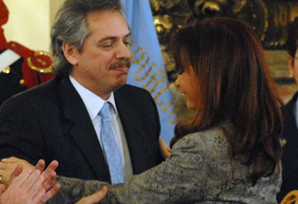 Argentina: Alberto Fernández y Cristina Kirchner seguirán haciendo campaña por separado
