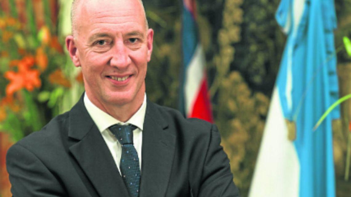 UK Ambassador to Argentina since 2016. Previously served as Ambassador to Thailand and Ambassador to Vietnam.