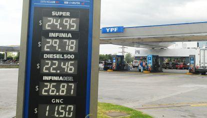 ESTRATEGIA. La petrolera desdobló el último aumento en dos veces. González, actual CFO, será el próximo CEO.